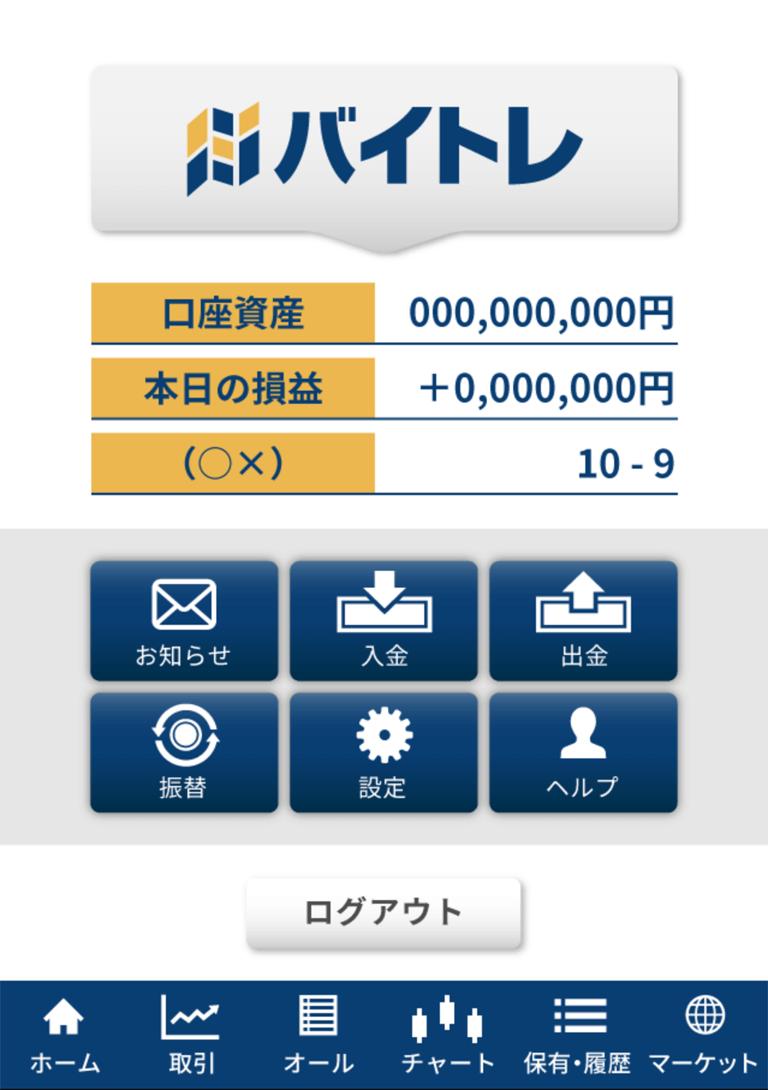 会社 バイトレ 株式